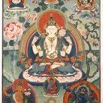Bodhisattva Avalokitesvara (Chenrizi)