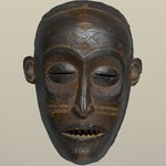 Mask (Mwana Pwo)