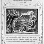 And When They Lifted Up Their Eyes Afar...(etc.), from Illustrations of the Book of Job