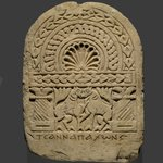 Round-Topped Stela
