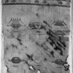 Textile Fragment, Unascertainable (NK) or Mantle, Fragment or Hanging, Fragment (AR)