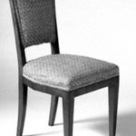 Side Chair, One of Pair