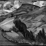Auvergne Le Puy Gros au Mont-Dore