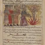 Miniature Painting: Kalila wa Dimna