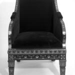 Armchair (Renaissance Revival style)