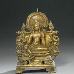 Seated Bodhisattva Lokesvara