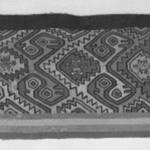 Textile Border Fragment