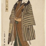 The Actor Ichikawa Yaozo as Idemura Shinbei, from Portraits of Actors on Stage