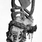 Maiden Spirit Helmet Mask (Agbogho Mmuo)