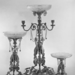 Candelabra Compote with Stand