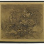 Dragon, Clouds and Waves