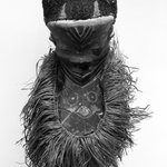Mask (Mbuya) with Long Beard (Kinoyo-Muyombo)