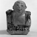 Sawankhalok Sgraffiato Figure of a Hunchback