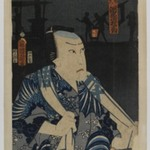 Actor (possibly left panel of a polytych)