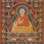 Lama of the Sakya-pa Sect
