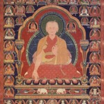 Lama of the Sakya-pa Sect