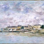 The Port, Trouville (Trouville, Le Port)