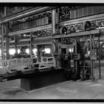 [Untitled] (Man Standing on Factory Floor))