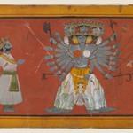 Vishvarupa: The Cosmic Form of Krishna