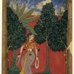 Kamoda Ragini, Page from a Ragamala Series