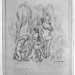 The Bathers (Les Baigneuses)