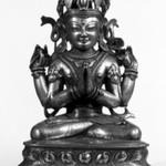 Seated Crowned Avalokitesvara