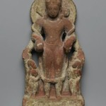 Four-Faced Vishnu