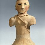 Haniwa Figure of a Shamaness