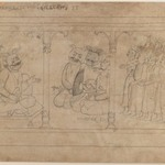 Scene from the Bhagavata Purana