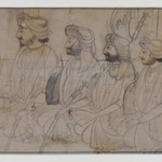 Portraits of Dhian, Gulab, Ranbir, Sohan, and Udham Singh