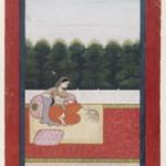 Dhanashri Ragini, Page from a Ragamala Series