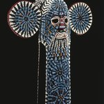 Kuosi Society Elephant Mask