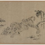 Tiger and Bamboo