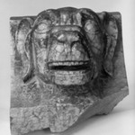 Head of a Dog, from Turner Towers, 135 Eastern Parkway, Brooklyn