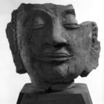 Face of a Buddha