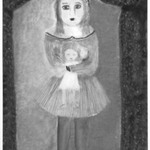 [Untitled] (Ballerina Girl with Doll)