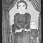 [Untitled] (Woman and Two Children)