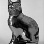 Bank in Form of a Cat