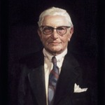 Portrait of Robert E. Blum