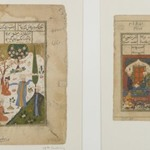 Folio from an Unidentified Manuscript:  Miniature Painting