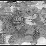 Ema (Votive Painting from a Shinto Shrine)