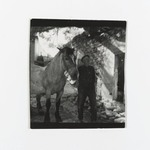 [Untitled] (Man with Horse)