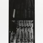 [Untitled] (Door Jamb Sculpture)