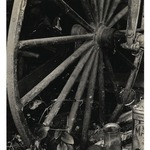 [Untitled] (Wagon Wheel)