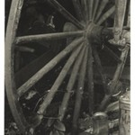 [Untitled] (Carriage Wheel)