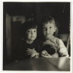 [Untitled] (Two Children)