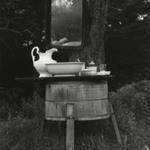 [Untitled] (Brown Backyard, Maine)