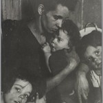 [Untitled] (Woman with Three Children)
