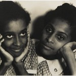 Two Women, Harlem
