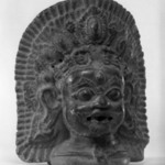 Head of Bhairava